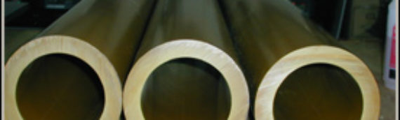 Drake extrudes world's largest Torlon Seamless Tube®